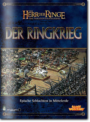 Regelbuch Ringkrieg von Games Workshop